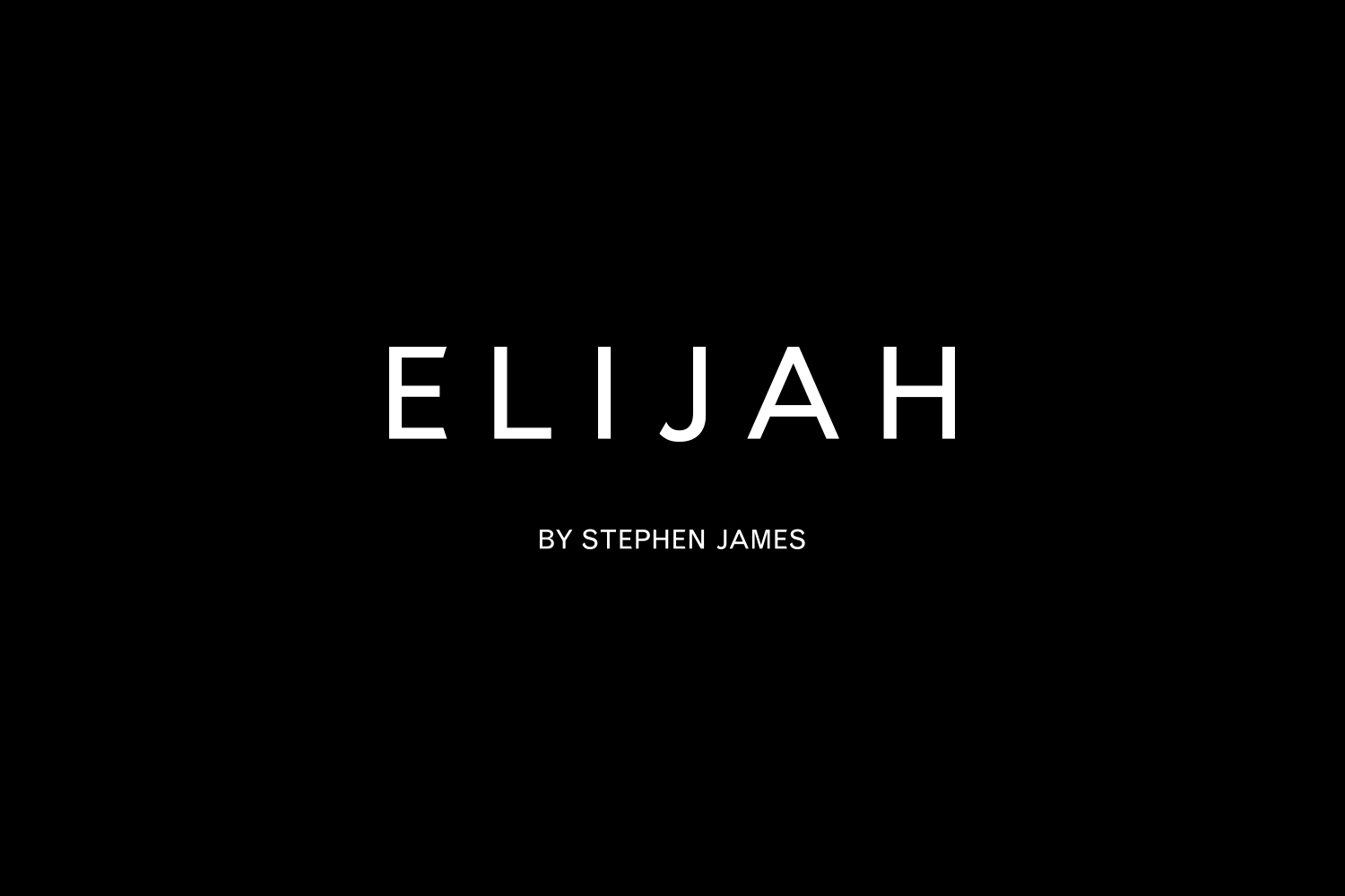 Identity for ELIJAH, Tattoo & Barbershop